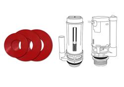 440 flush valve seal