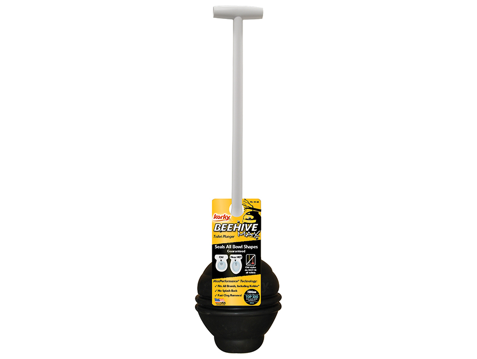 BEEHIVE Max® Toilet Plunger
