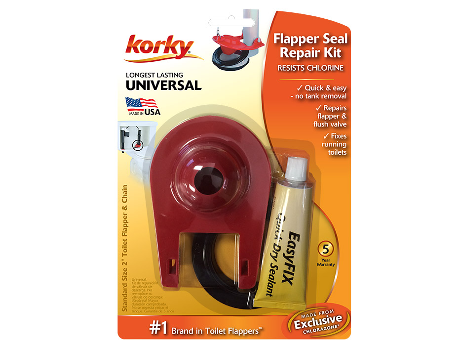 toilet flapper replacement kit. 2  Universal Flush Valve Repair Kit Flapper Seal Replacements