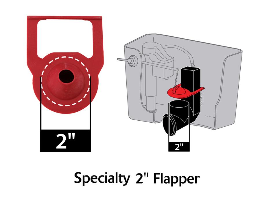 Kohler Toilet Flapper 84995