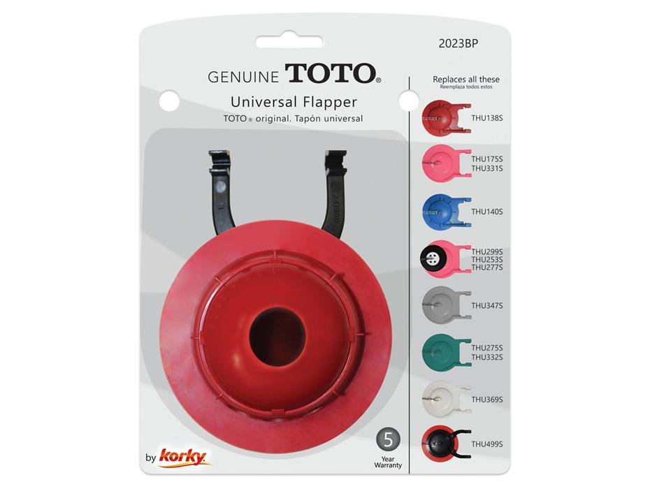 Genuine TOTO 3\