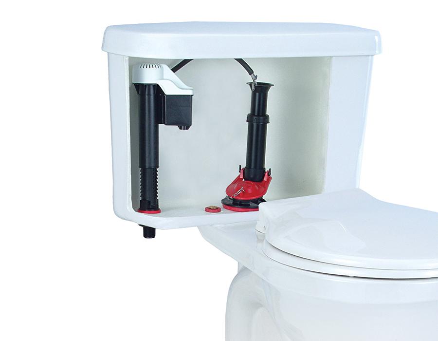 Complete Universal Toilet Repair Kit Fill Valve