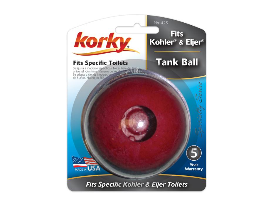 Lavelle Toilet Tank Ball For Eljer