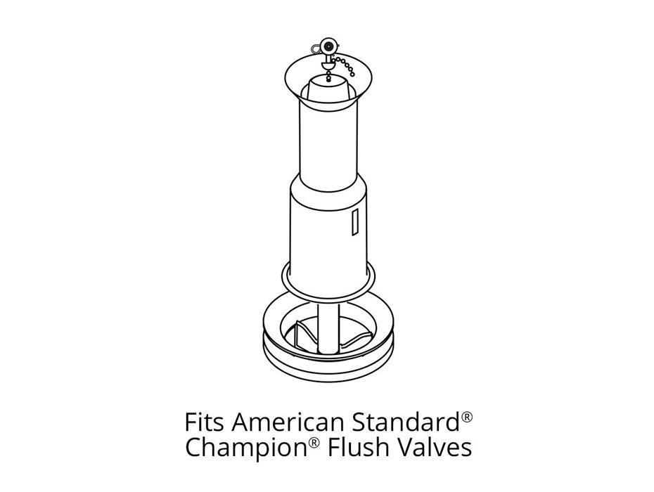 Fits American Standard Champion Flush Valve Seal Www