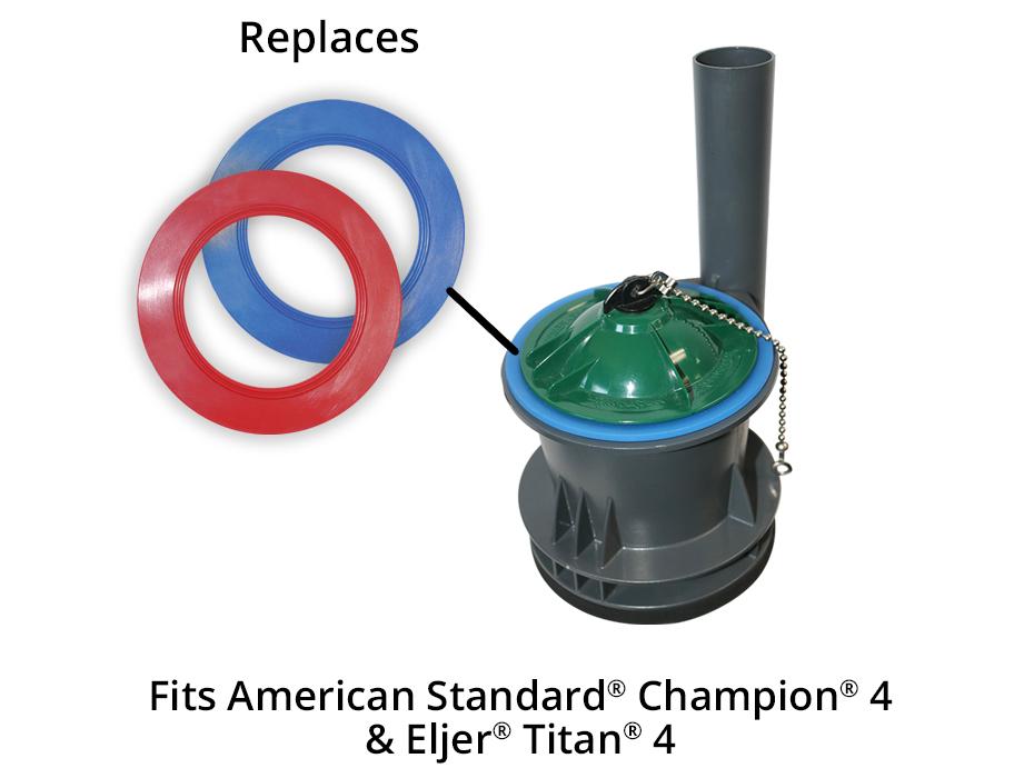 Fits American Standard Champion 4 Amp Eljer Titan 4 Flush