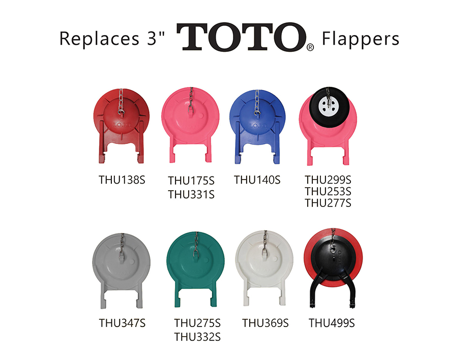 Toto Toilet Flapper Leaking. Specifications Genuine TOTO 3  Universal Flapper www korky com