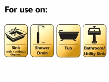 How to plunger any drain type